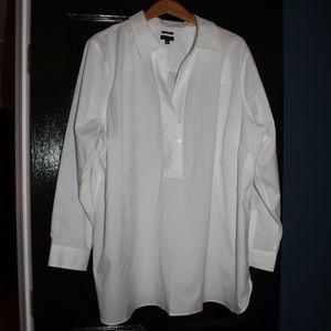 Talbots Tunic Shirt